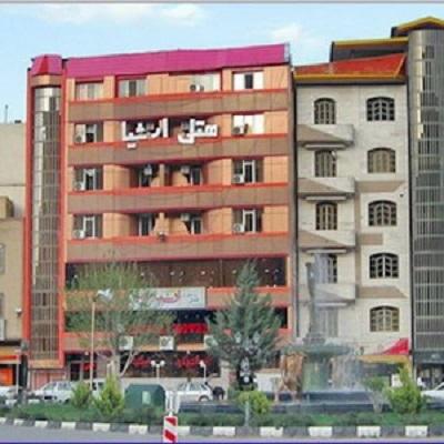 رزرو هتل ارشیا خرم آباد