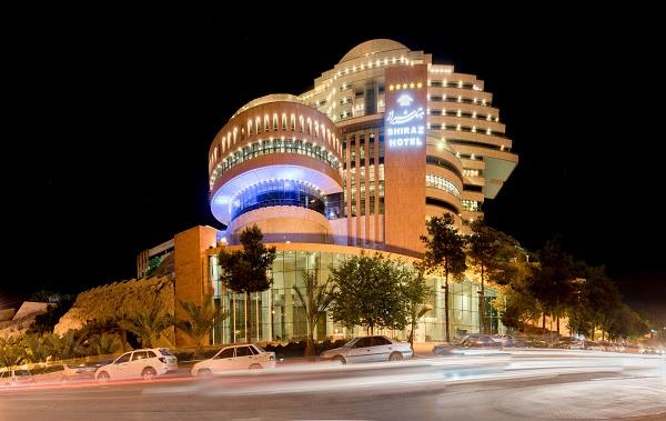 رزرواسیون هتل بزرگ شیراز