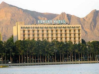 رزرواسیون هتل پارسیان کوثر اصفهان