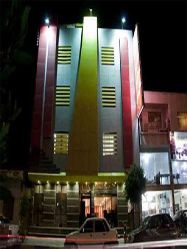 رزرو هتل سیراف بوشهر