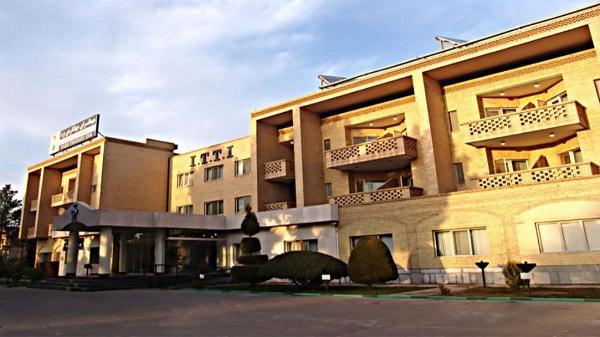 رزرو هتل جهانگردی یزد