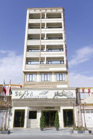 رزرو هتل سفیر همدان