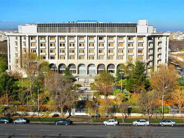 رزرواسیون هتل همای 2 مشهد