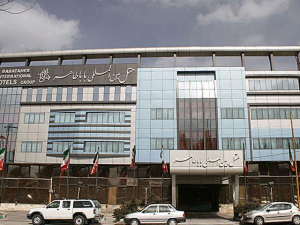 رزرو هتل بابا طاهر همدان